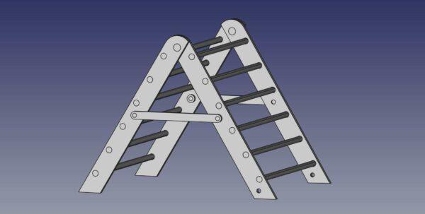 Bauanleitung Pikler Dreieck